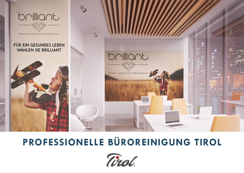Büroreinigung Tirol