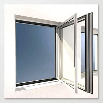 Fenster Reinigung Tirol - Verbundfenster