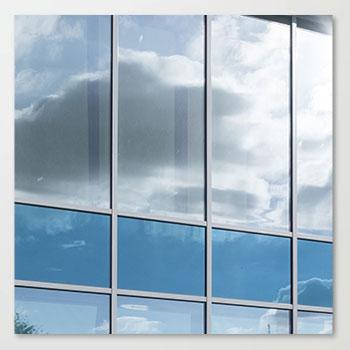 Fensterreinigung Landeck - Sonnenschutz Glas | Brilliant-Clean Gebäudereinigung