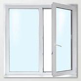 Fensterreinigung von Floatglas Fenster