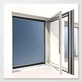 Fensterreinigung - Verbundfenster